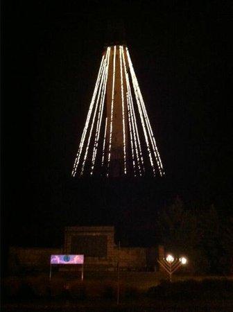 Pilgrim Monument & Provincetown Museum: Lighting the Monument for Christmas 2