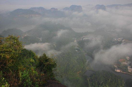 Shaoguan Danxia Mountain Geopark: Mountain Danxia