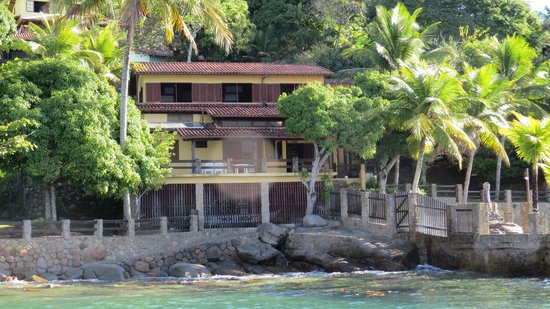 Favela Chic Hostel: The hostel with its own pier and beach