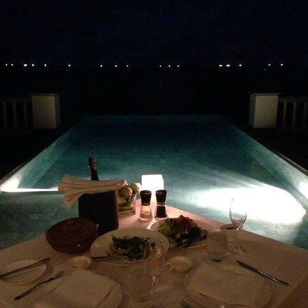 Trisara: Private BBQ in our villa- a must do!