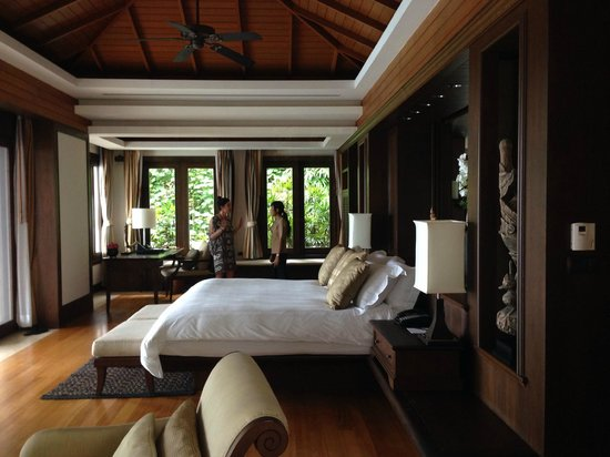 Trisara Phuket: Bedroom