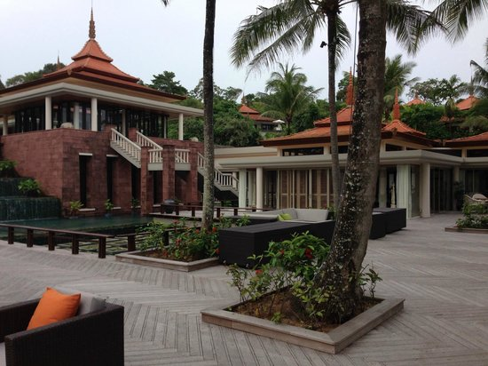 Trisara Phuket: Grounds