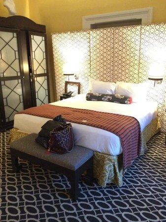 Kimpton Hotel Monaco Washington DC : Monte Carlo Room