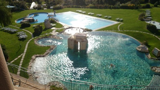 Hotel Adler Thermae Spa & Relax Resort: Terme