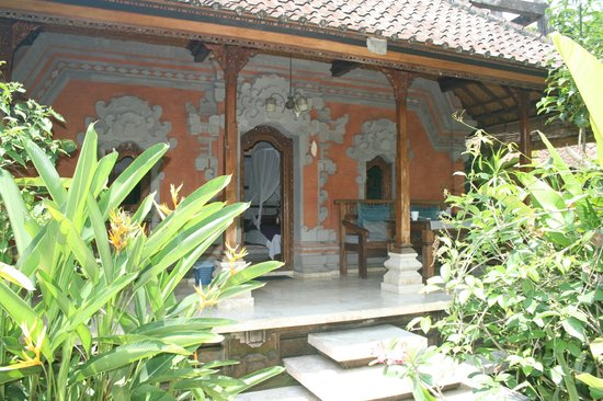 Nirwa Ubud Homestay: our room