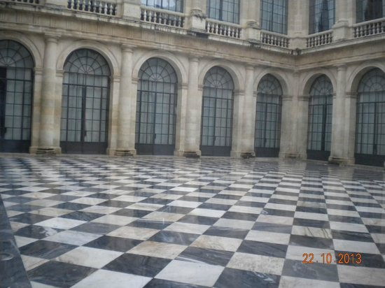 Archivo General de Indias : Cortile interno