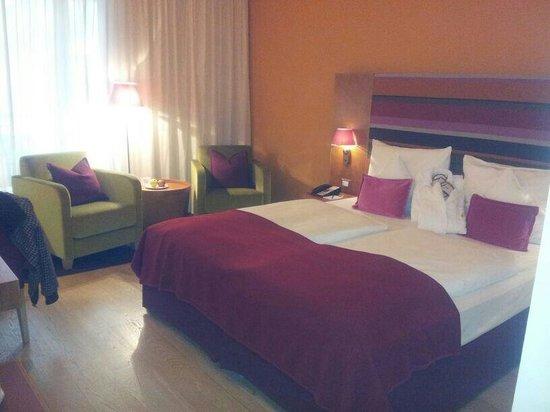 Hotel Terme Merano: Camera classica