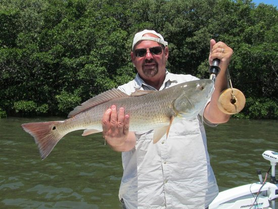 Gone Fishing Charters: Red