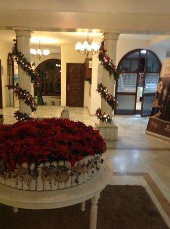 Alanda Club Marbella: Decoración navideña
