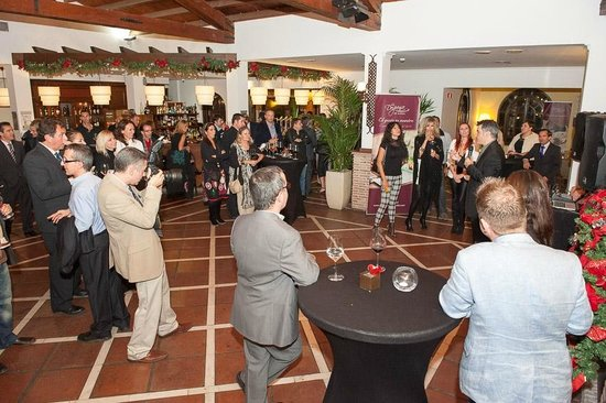 Alanda Club Marbella: Clubhouse