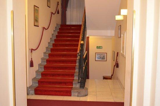 Hotel Saint George: Внутри отеля