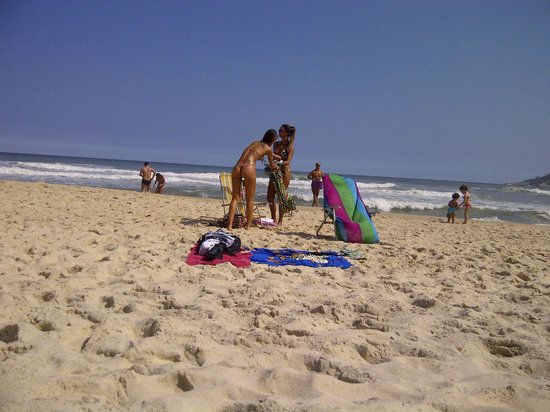 Prainha Beach: Beautiful beach!