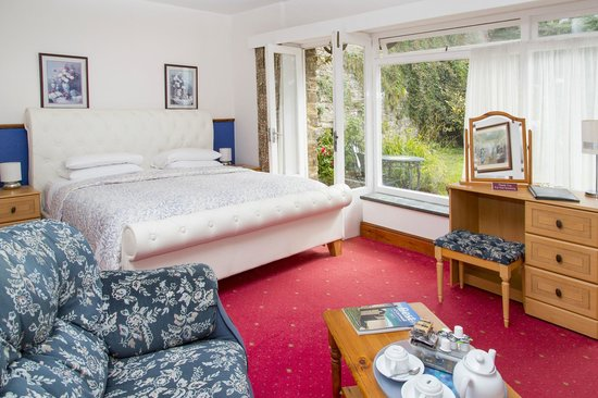 The Rosemundy House Hotel : Deluxe Double with own patio