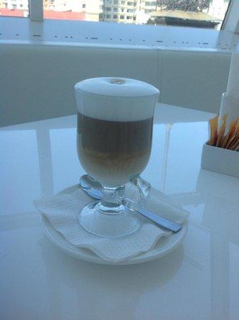 Очень вкусный кофе в PinchukArtCentre