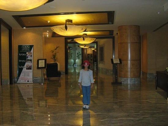 Jood Palace Hotel Dubai: Lobby area