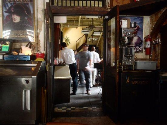 Napoleon House Bar & Cafe: napolean house