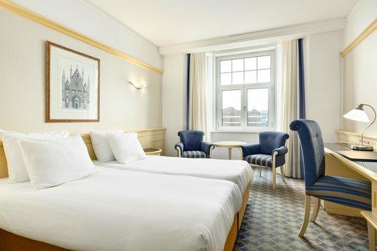 NH Carlton Amsterdam: Standard Room