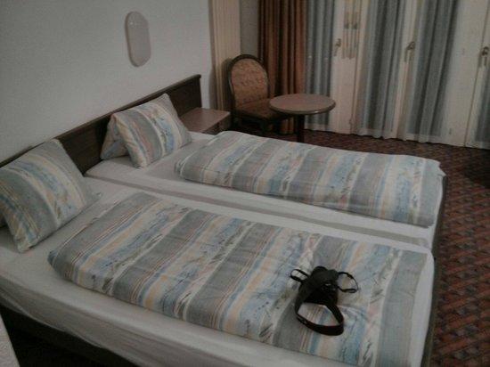Drei Könige Hotel Luzern: Room