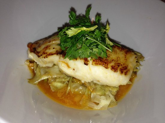 Restaurant Alain Llorca: Умопомрачительная рыба