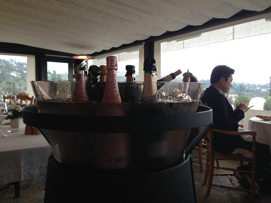 Restaurant Alain Llorca: Мои любимые напитки