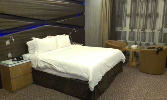 Al Safir Hotel & Tower : room