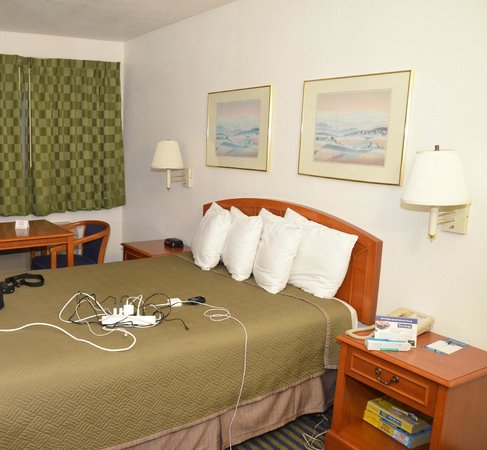 Travelodge Hollywood-Vermont/Sunset : Room