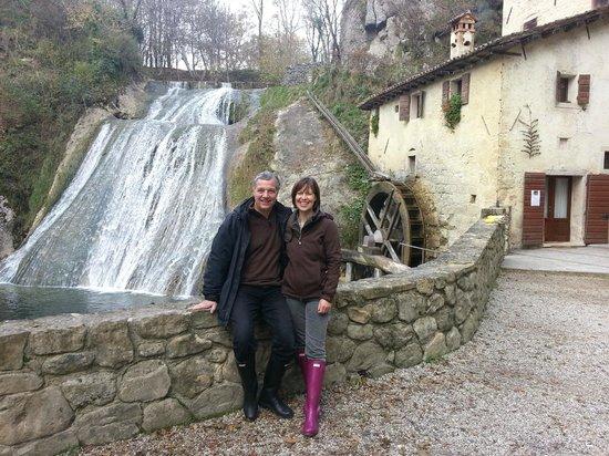 Veneto Tours - Day Tours: an der Wassermühle