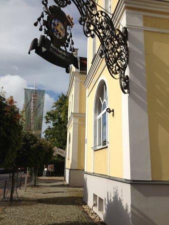 Bierhotel Bischofshof Braustuben : Outside view