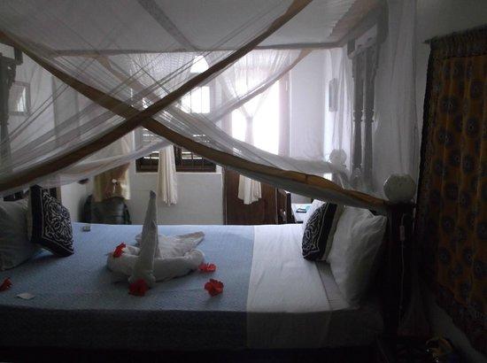 Zenji Hotel: Our room