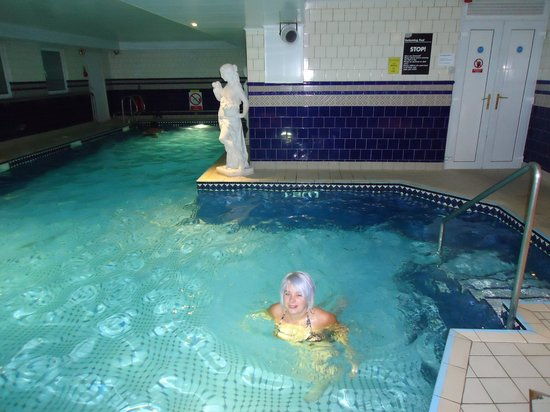 Pool Picture Of The Crown Spa Hotel Scarborough Tripadvisor