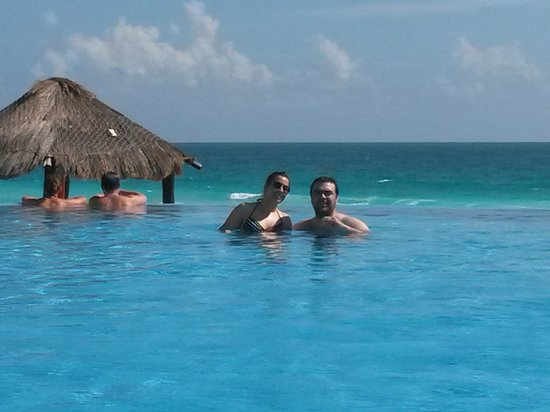 Live Aqua Beach Resort Cancun: Un lugar espectacular...
