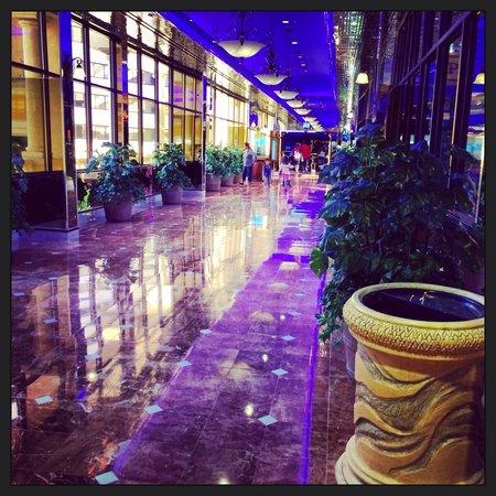 Peppermill Resort Spa Casino: Hallway