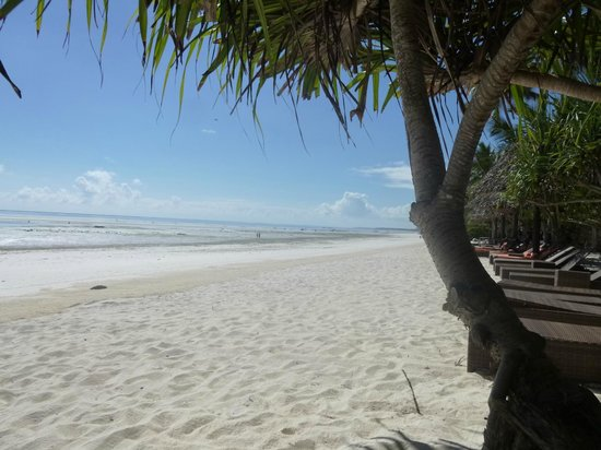 Melia Zanzibar: Gabi Beach - ca. 20 Gehminuten vom Hotel entfernt.
