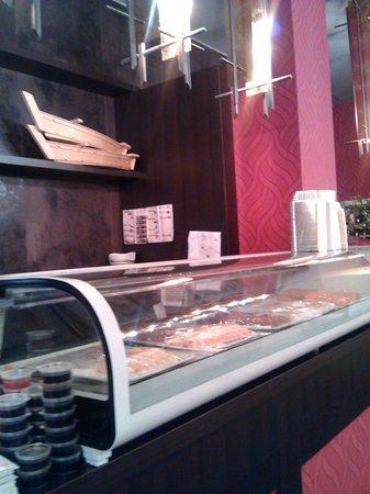 Ristorante Da HUA: sushi