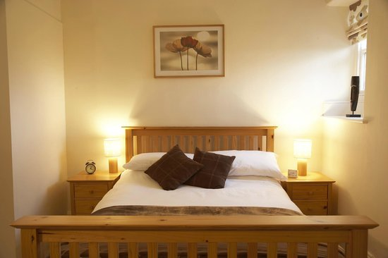Barrasford Arms: One of our en suite bedrooms