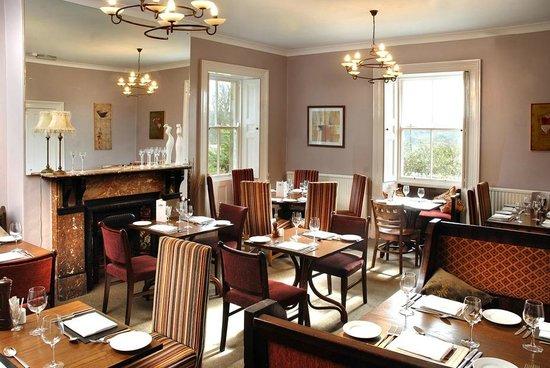 Barrasford Arms: Restaurant Dining Room