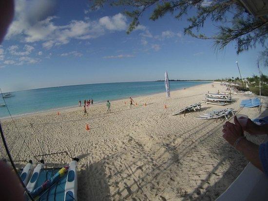 Club Med Columbus Isle: centre nautique