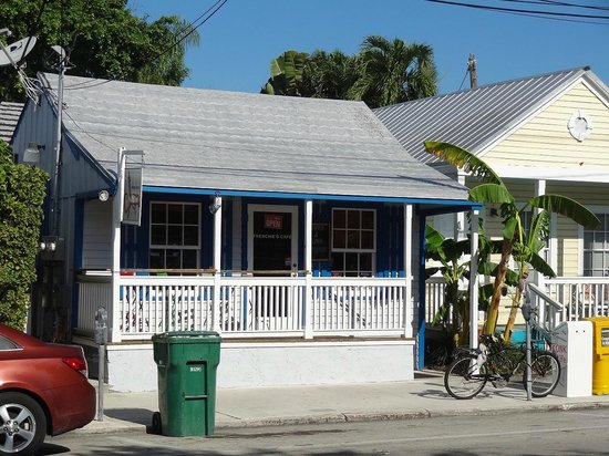 Image result for frenchies cafe key west