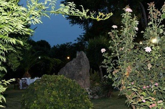 Tenuta Barco di Emera : un aperçu du parc