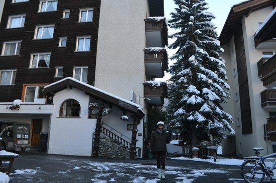 Jaegerhof Hotel & Apartements : Jaegerhof - Zermatt