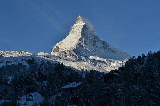 Jaegerhof Hotel & Apartements : Matterhorn