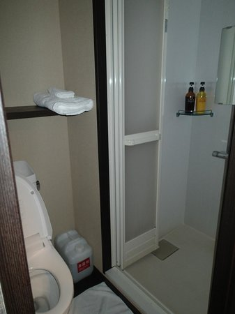 Dormy Inn Premium Kyoto Ekimae: bathroom