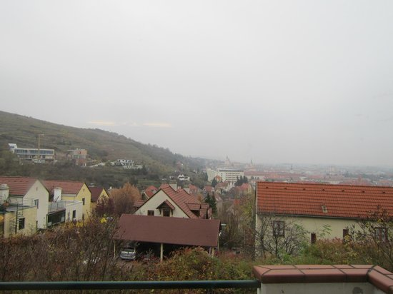 Steigenberger Hotel and Spa: view from room