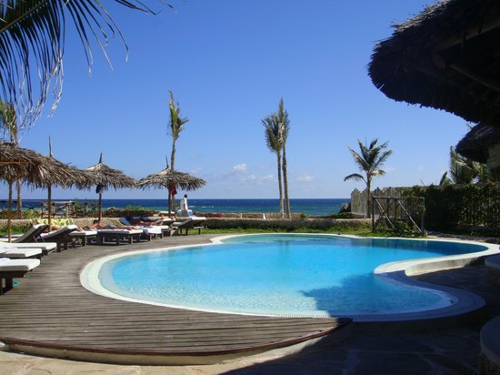 Mawe Resort: Zona piscina
