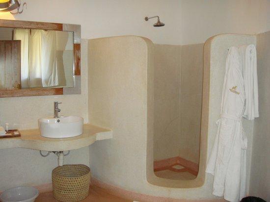 Mawe Resort: Il bagno