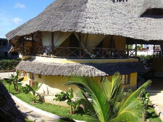 Mawe Resort: Esterno della camera De Luxe