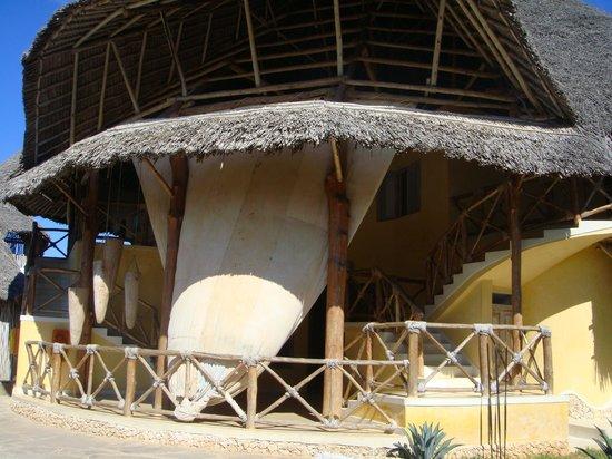 Mawe Resort: Particolari del mawe