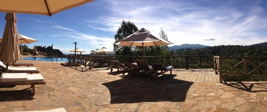 Neptune Ngorongoro Luxury Lodge : Pool
