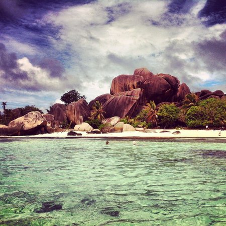 Casa De Leela : Charms of La Digue is what you are there, not number of hotel stars