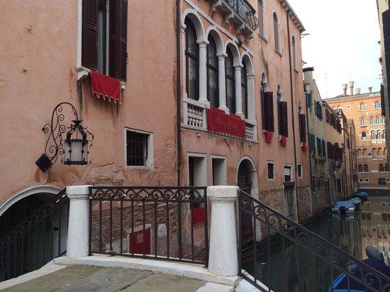 Palazzo Paruta: Fachada